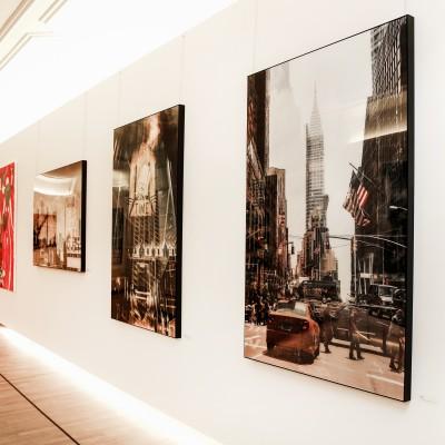 Vernissage Glatzel & Szczesny – New York & St. Tropez meets Berlin