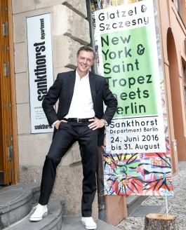 New York & St.Tropez meets Berlin